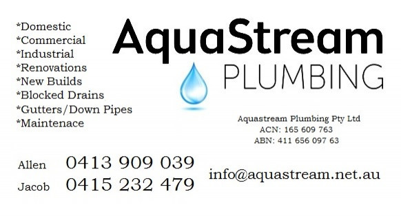 AquaSream Plumbing